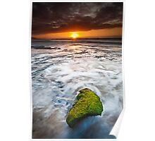 Anglesea green Poster
