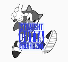 STRAIGHT OUTTA GREEN HILL ZONE Unisex T-Shirt