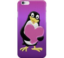 Mr Penguin  iPhone Case/Skin