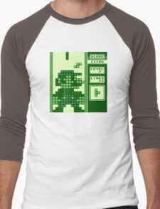 Tetris Bros. Men's Baseball ¾ T-Shirt