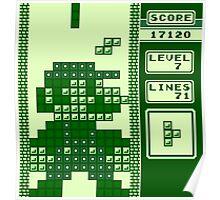 Tetris Bros. Poster