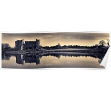 Castle Panoramic Poster