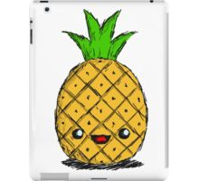 Cute Pineapple iPad Case/Skin