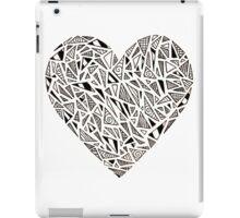 Geometric Heart iPad Case/Skin