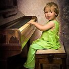 ...the piano... by Geoffrey Dunn