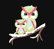 Two Owls for Christmas  Unisex T-Shirt