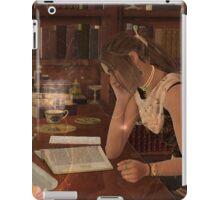 Magic In The Study iPad Case/Skin