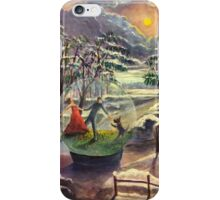 The Dance of Life iPhone Case/Skin