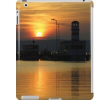 Sunset At Neusiedlersee iPad Case/Skin