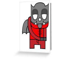 The count 17 laptop for mac pc skin geek funny nerd Greeting Card