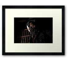 Permission to Die Framed Print