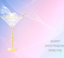 Happy Anniversary Darling by saleire