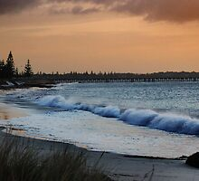 Esperance Sunrise # 3 by Eve Parry