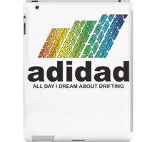 ALL DAY I DREAM ABOUT DRIFTING iPad Case/Skin