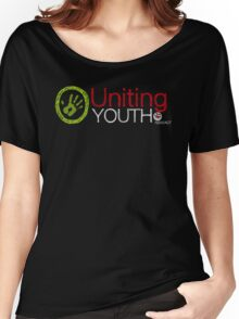 Uniting Youth NSW/ACT dark Women's Relaxed Fit T-Shirt