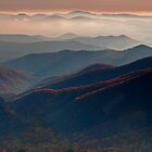 Blue Ridge Morning by Kathy Weaver