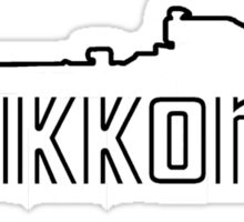 Kimi Raikkonen Design Sticker