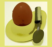Egg & Spoon by Chris Goodwin