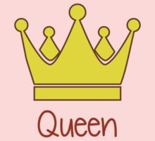 Royal Family - Queen Kids Clothes