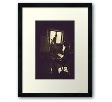 The artist loft 2 Framed Print