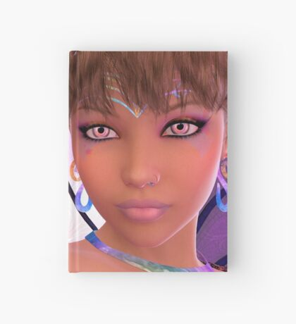 Selfie Fairy Hardcover Journal
