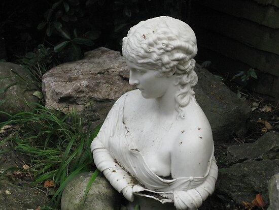 'Clytie' in the Garden by wanda1505