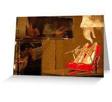 Firenze Fashion Greeting Card
