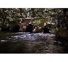 Pillaton Bridge Photographic Print
