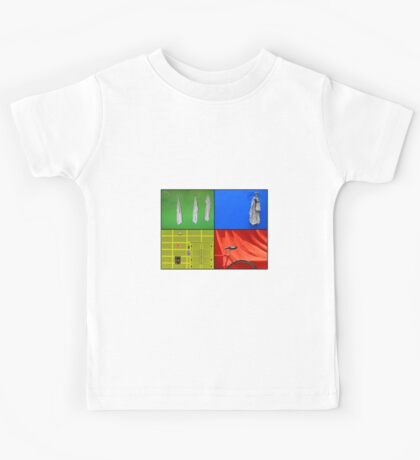 Just the Colours Please Kids Tee