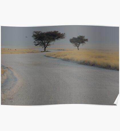 African Acacias 2 Poster