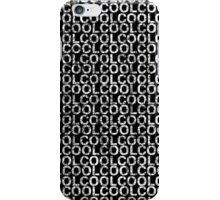 Cool, Cool, Cool iPhone Case/Skin