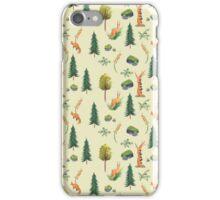 Swedish Forest iPhone Case/Skin