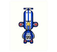 Capsule Toyz - Viper 99 Art Print