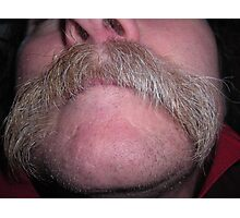 MOVEMBER Photographic Print