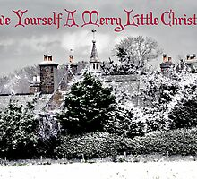 Have Yourself a Merry Little Christmas by Catherine Hamilton-Veal  ©