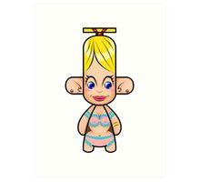 Capsule Toyz - Girly Lingerie Art Print