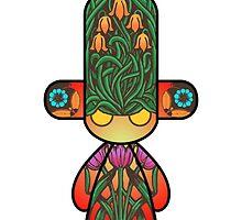 Capsule Toyz - Floral by Saing Louis