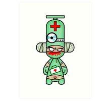Capsule Toyz - Slaughter Doctor Art Print
