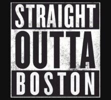 Straight Outta Boston by wearz