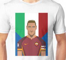 Francesco Totti Unisex T-Shirt
