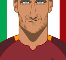 Francesco Totti Sticker