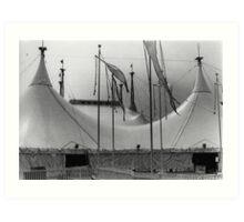 Saltimbanco, Cirque du Soleil Art Print