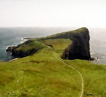 Neist Point, Skye, Scotland by Ian Gray