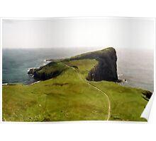 Neist Point, Skye, Scotland Poster