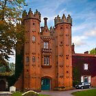 The Deanery Tower and Deanery House by Geoff Carpenter