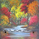 Autumn Stream by teresa731