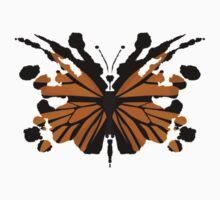 Rorschach Monarch Kids Tee