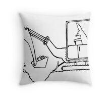 Upgrading Throw Pillow