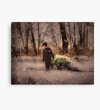 Something For The Holidays Canvas Print