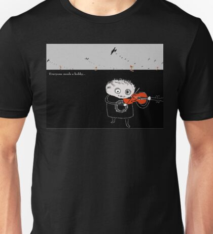 Incognita believes that it is important to have a life outside of work. Unisex T-Shirt